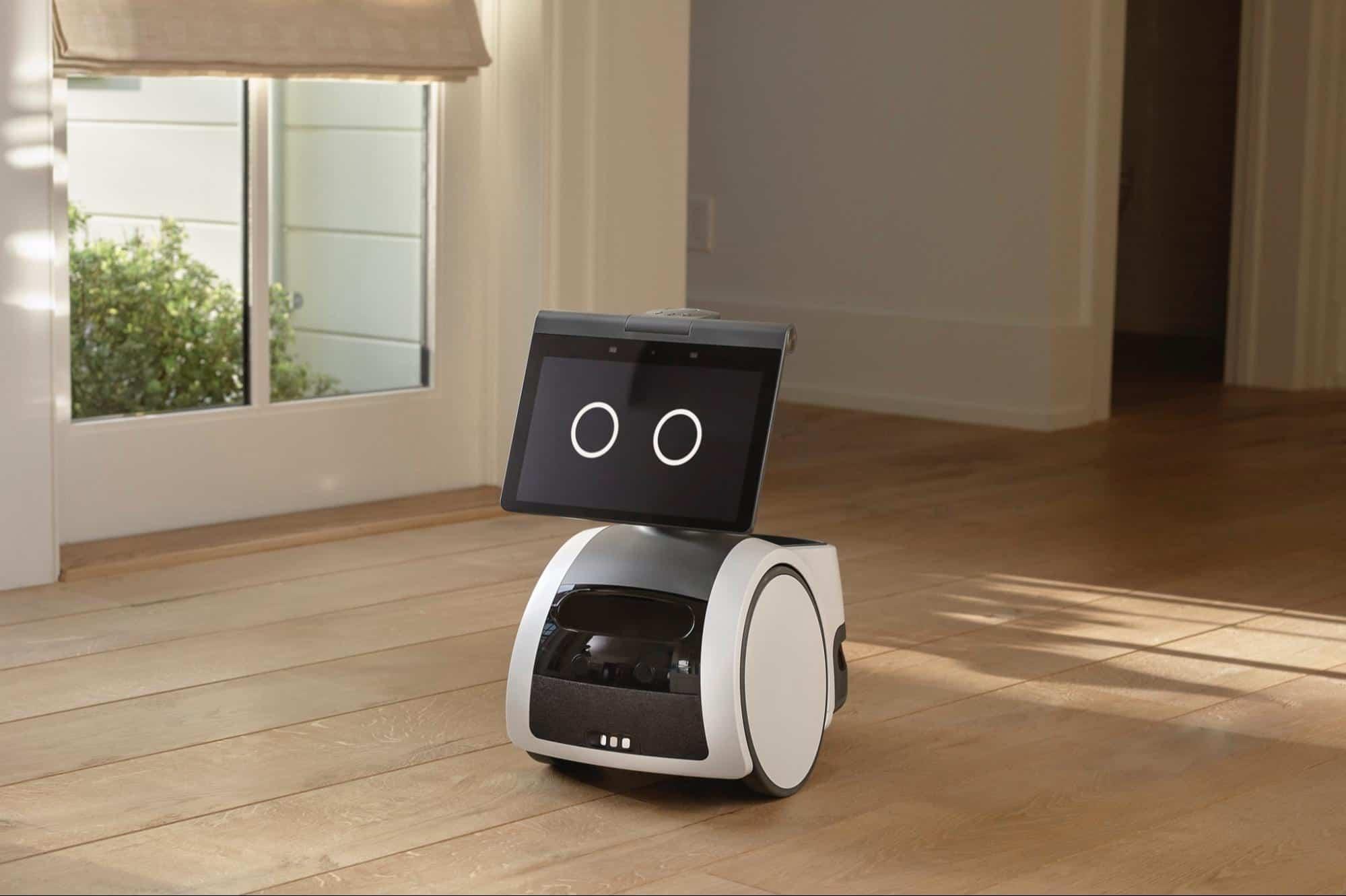 Astro Home Robot (Photo: Amazon)