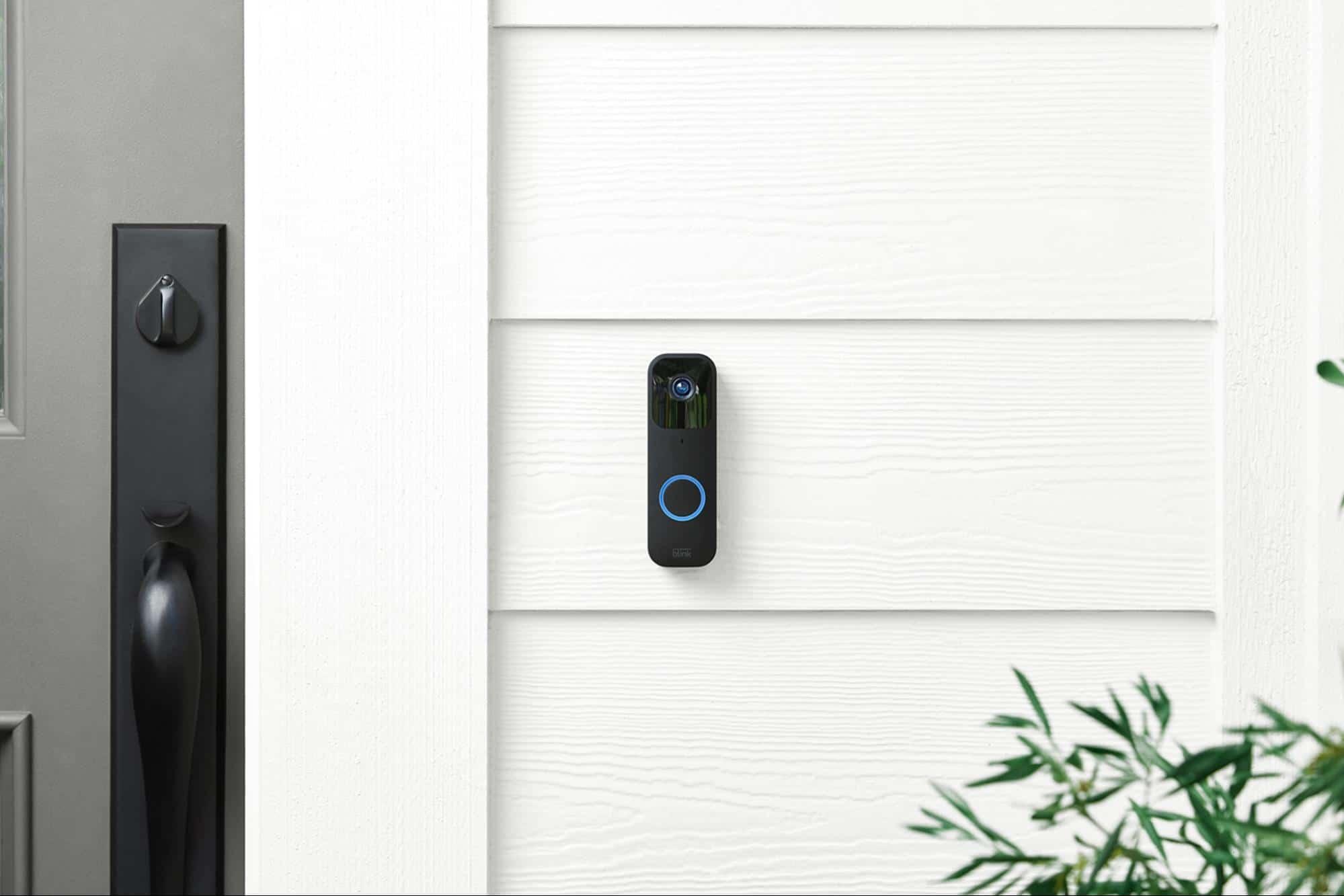 Blink Video Doorbell (Photo: Blink/Amazon)