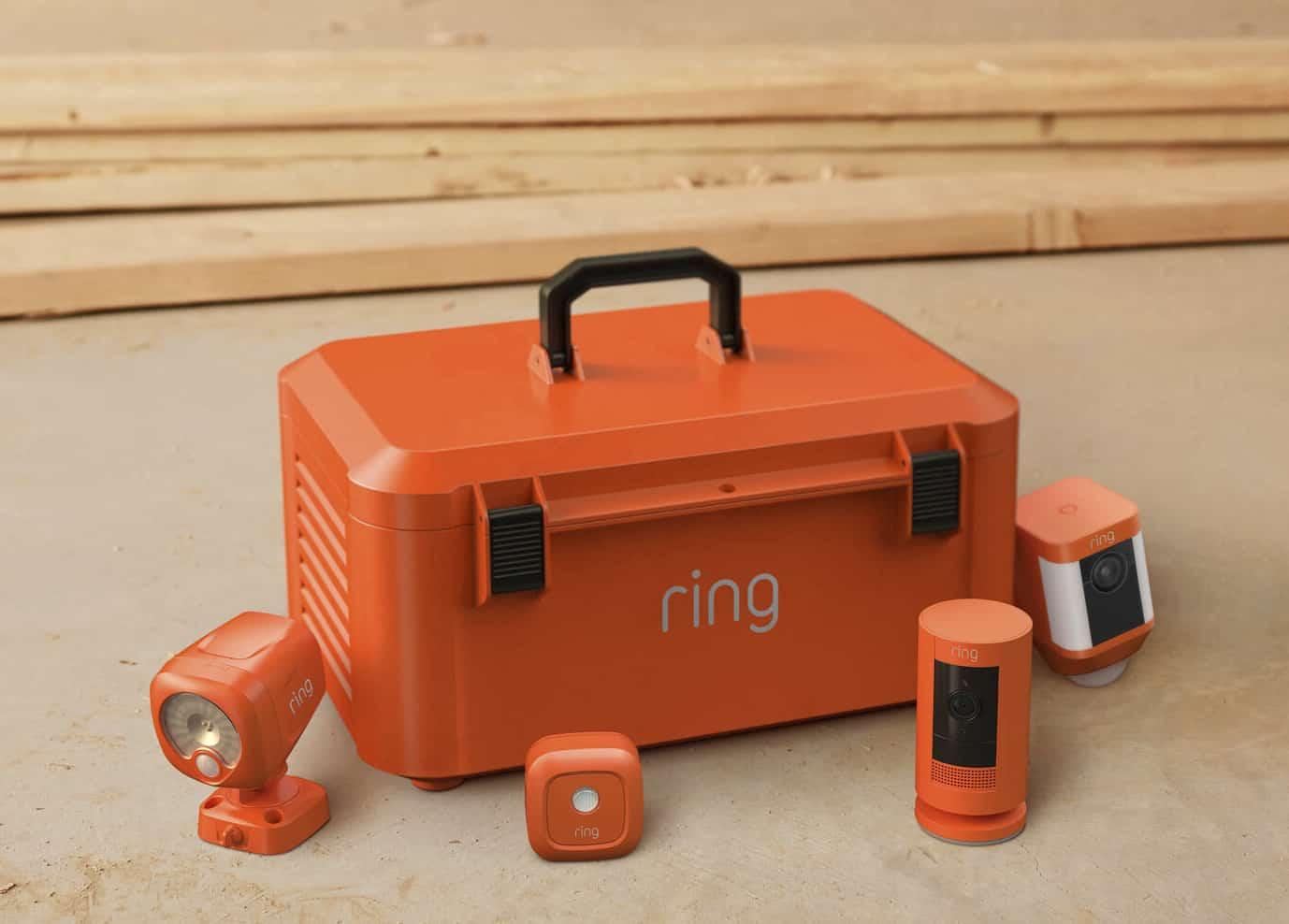 Ring Jobsite Security Kit (Photo: Ring)