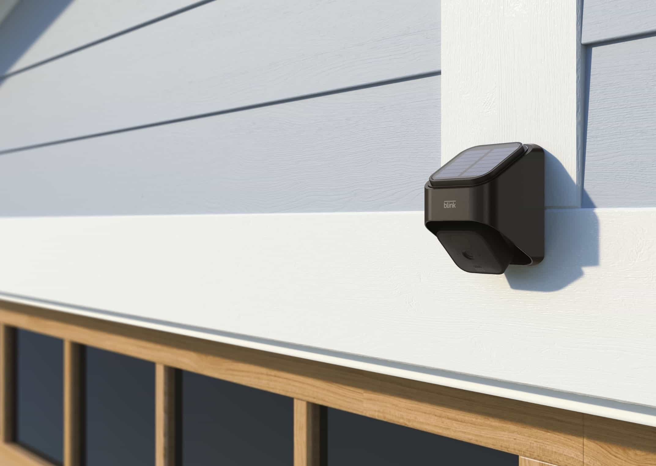 Blink Solar Panel Mount with Blink Outdoor