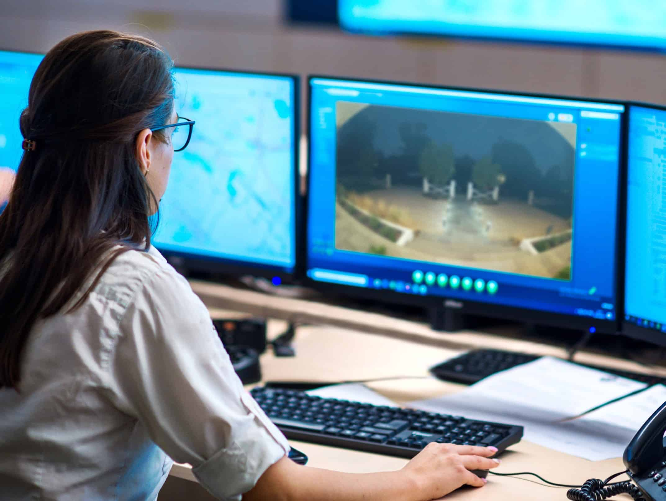 Ring Virtual Security Guard Monitoring Center